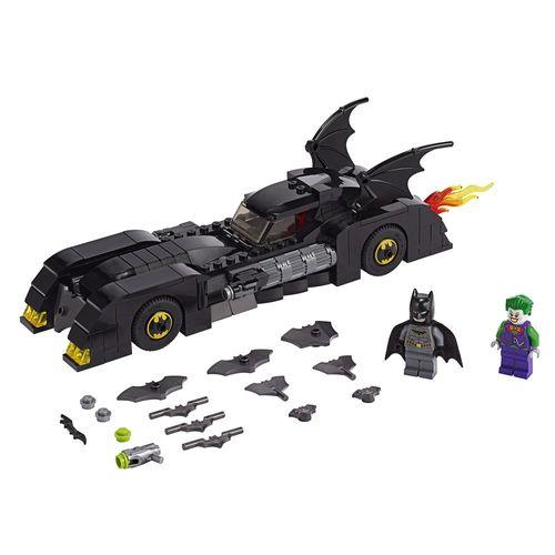 LEGO Super Heroes DC Comics - Batmóvel: Perseguição ao Coringa