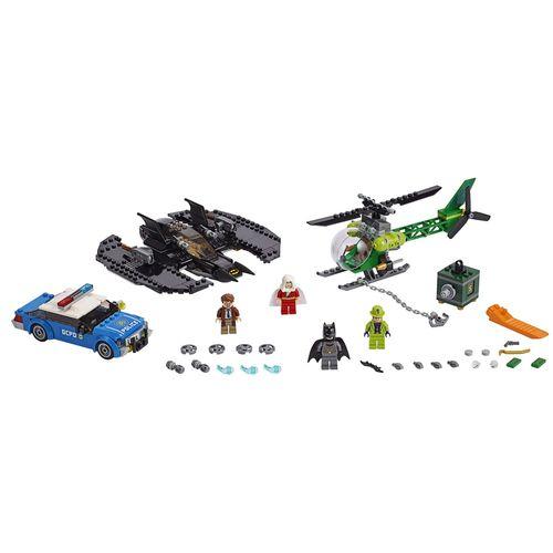 LEGO Super Heroes DC Comics - o Assalto do Charada