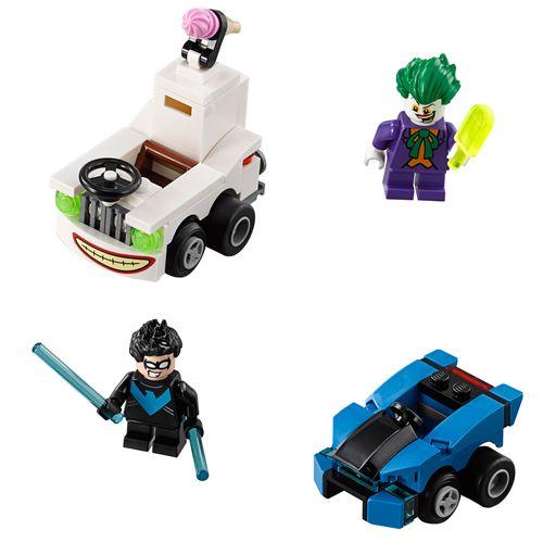 LEGO Super Heroes - Mighty Micros: Asa-Noturna Vs Coringa