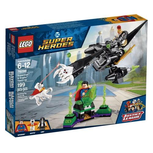 Lego Super Heroes - Superman e Krypto