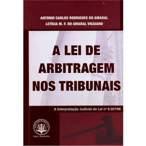 Lei de Arbitragem Nos Tribunais, a