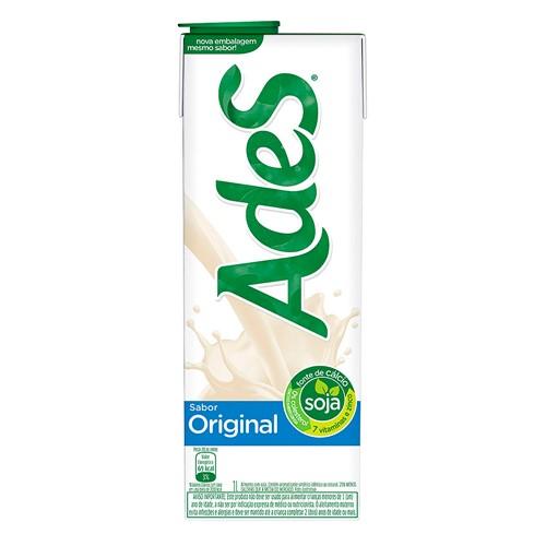 Leite Ades Original Sem Lactose 1Litro