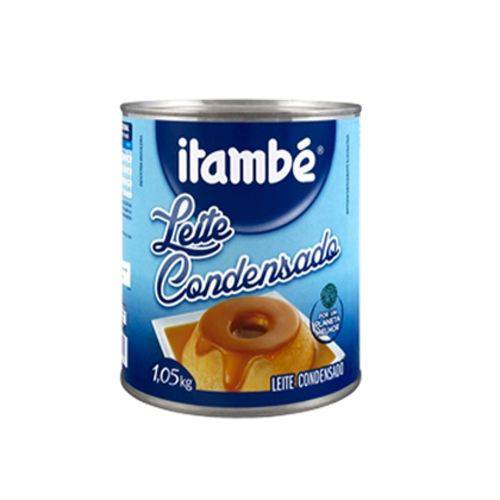 Leite Creme Condensado Itambe Lt 1,05kg