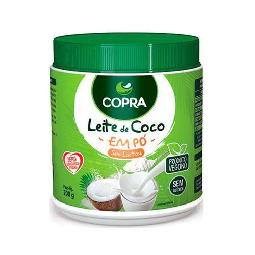 Leite de Coco em Pó - 200 G