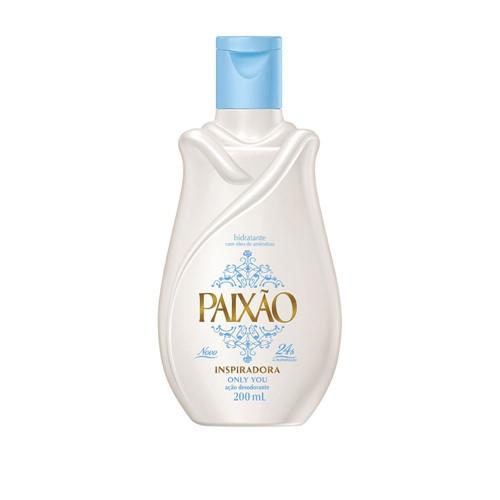 Leite Hidratante Desodorante Paixão Inspiradora