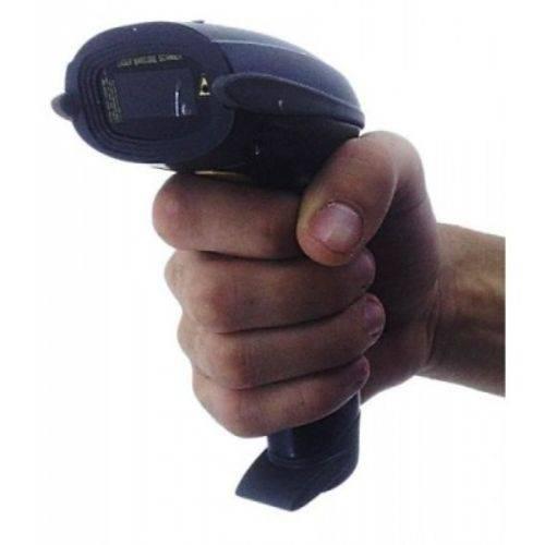 Leitor Código de Barras Laser Cabo Usb 30cm