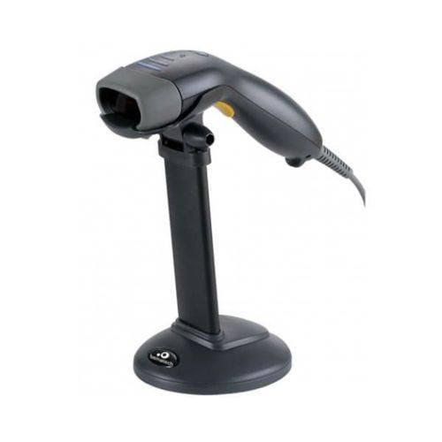 Leitor de Codigo de Barras Bematech Laser S-500 Usb Preto C/ Pedestal - 103014500
