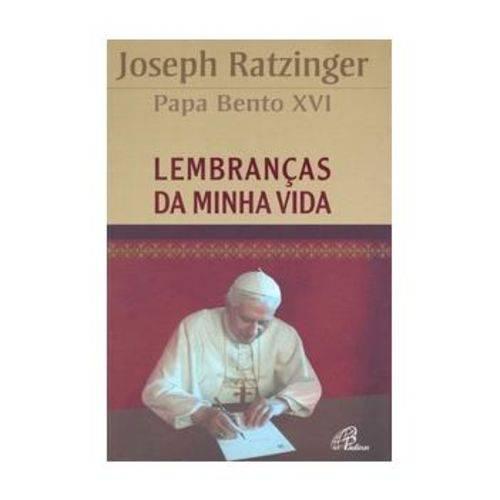 Lembranças da Minha Vida - Papa Bento Xvi