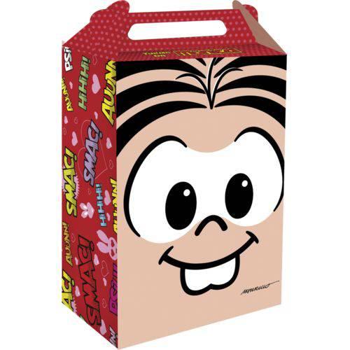Lembrancinhas Caixa Surpresa Turma da Monica para Festa 8un