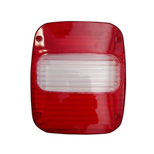 Lente Lanterna Traseira Ford Cargo / Caminhão VW 2012/