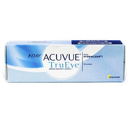 Lentes de Contato 1-Day Acuvue Trueye