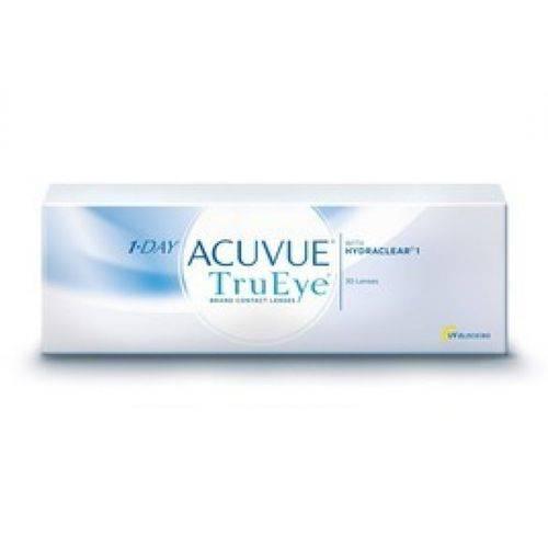 Lentes de Contato Acuvue 1-Day TruEye - +0.50