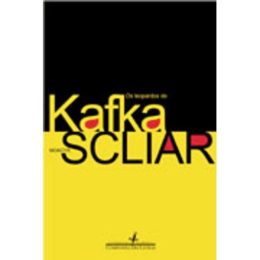 Leopardos de Kafka, os - Cia das Letras