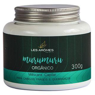 Les Arômes Murumuru Orgânico Amazônia - Máscara Capilar 300g