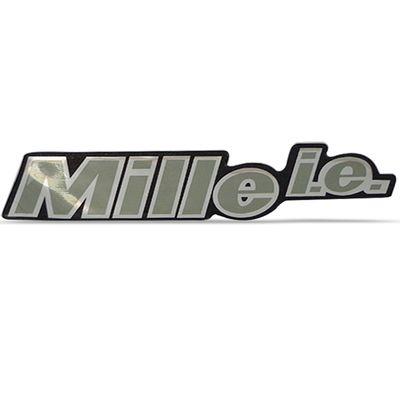 Letreiro Emblema Adesivo Uno Mille IE Resinado Novo