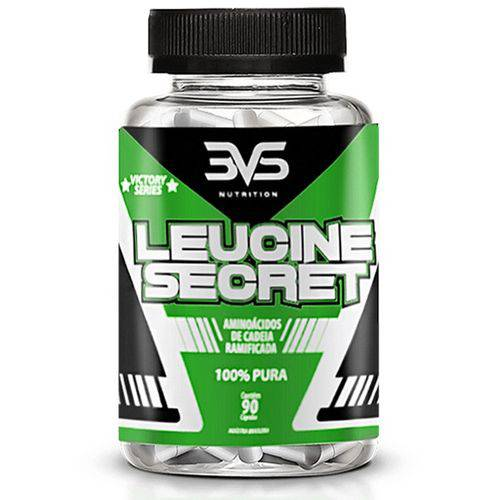 Leucine Secret 90 Cápsulas - 3VS - 3VS Nutrition