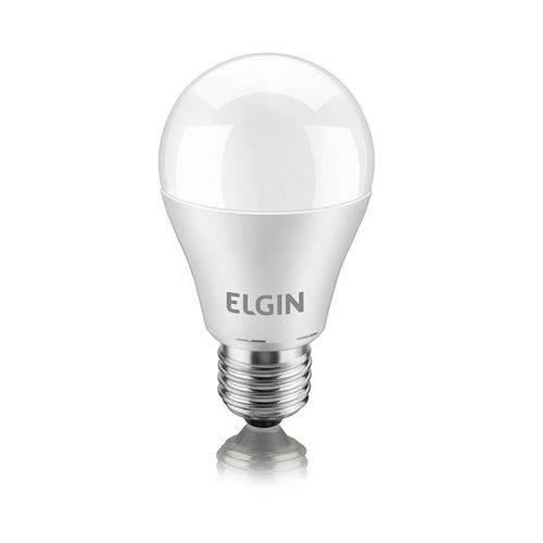 L�mpada LED Bulbo 6W Bivolt 2700K Branca Quente - Elgin