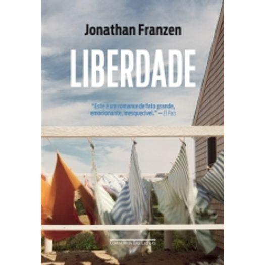 Liberdade - Edicao Economica - Cia das Letras