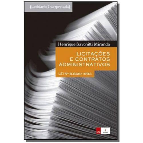 Licitacoes e Contratos Administrativos 03