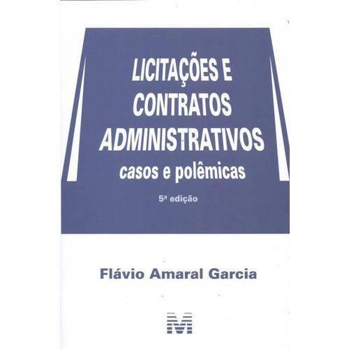 Licitacoes e Contratos Administrativos