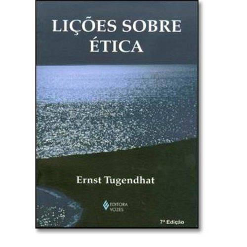 Licoes Sobre Etica - 9º Edicao