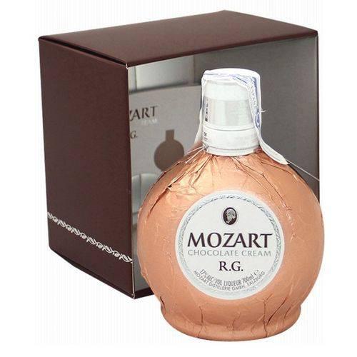 Licor Mozart Chocolate Cream Rosa 700ml