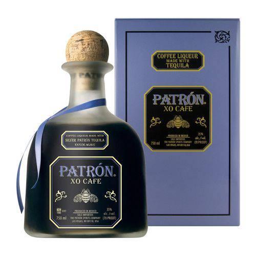 Licor Patrón Xo Cafe 750ml
