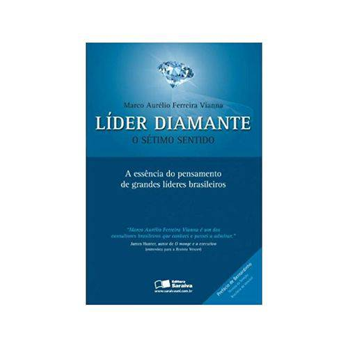 Líder Diamante - o Sétimo Sentido 1ªed. - Saraiva