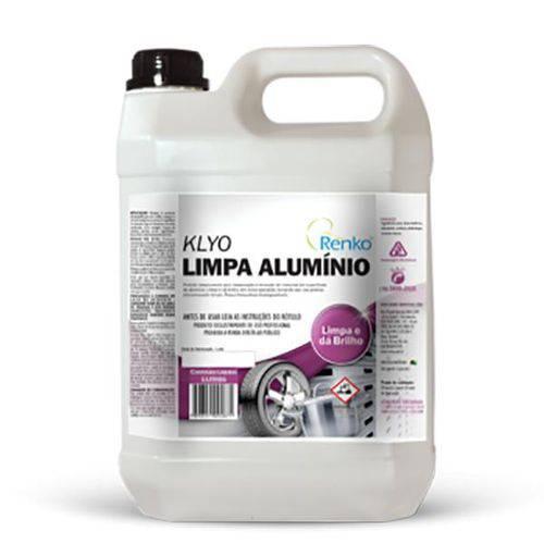 Limpa Aluminio Klyo 5l Renko