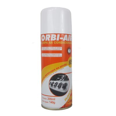 Limpa Ar Condicionado Orbi Air Floral 200ml / 140g