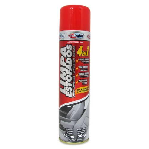 Limpa Estofados 4 em 1 Spray 400ml