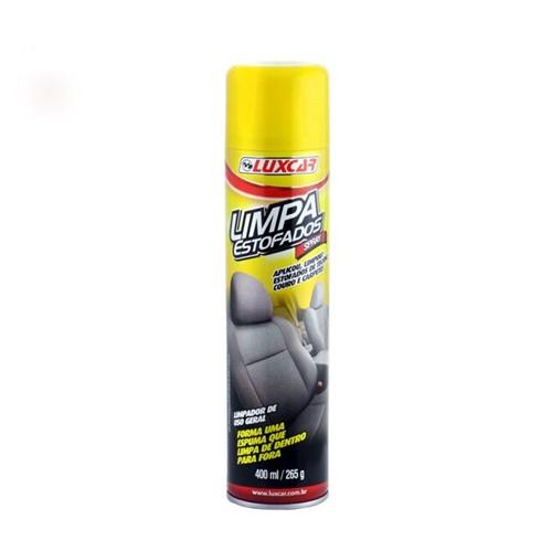 Limpa Estofados Luxcar 400ml Spray