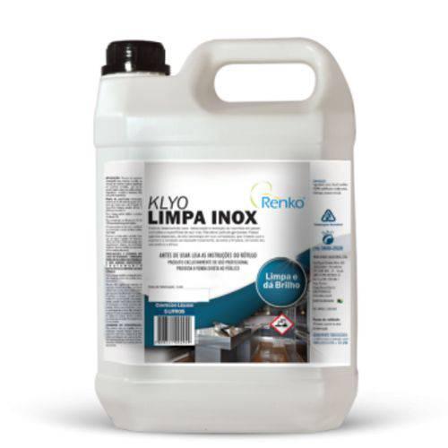 Limpa Inox Klyo 5l Renko