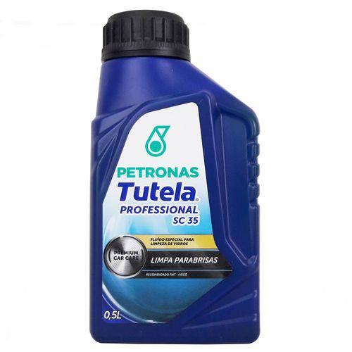 Limpa Parabrisa Tutela Sc35 500ml Petronas