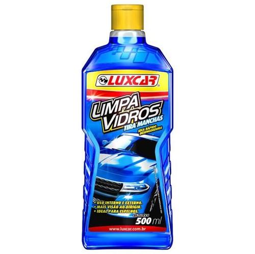Limpa Vidro Luxcar 500ml