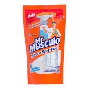 Limpa Vidros Refil Mr Músculo 400mL