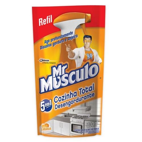 Limp Cozinh Mr.Musculo 400ml Sac