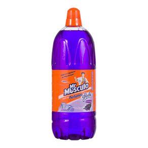 Limpador para Casa Perfumado Lavanda Mr MUSCULO 1,8 Litros