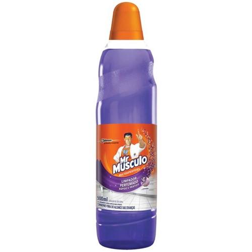 Limpador Perfumado Mr Músculo Lavanda 900ml
