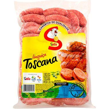 Linguiça Toscana Sadia Pct. C/ 5kg