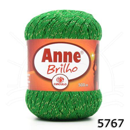 Linha Anne Brilho Ouro 5767