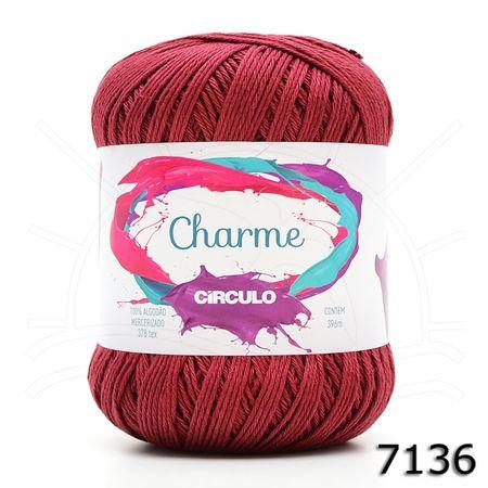 Linha Charme Círculo - 7136 Marsala