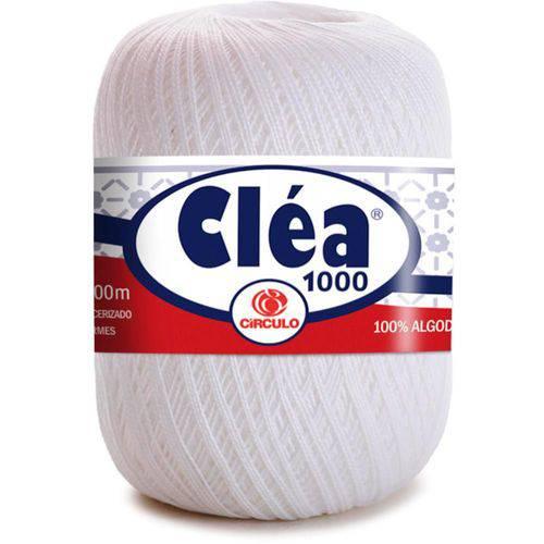 Linha Cléa 1000 Multicor Branco Cor 8001 Círculo