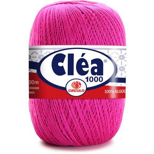 Linha Cléa 1000 Multicor Rosa Choque Cor 6116 Círculo