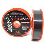 Linha Mono Maruri Victoria Crystal 0,46mm 37,3lbs 100m