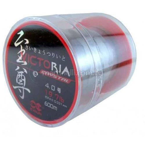 Linha Mono Maruri Victoria Crystal 0,740mm 83lbs 230m