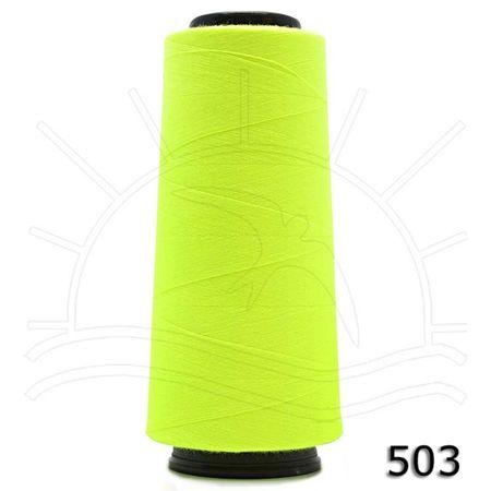 Linha para Costura Reta 120 Neon Círculo - 1371 Metros 503