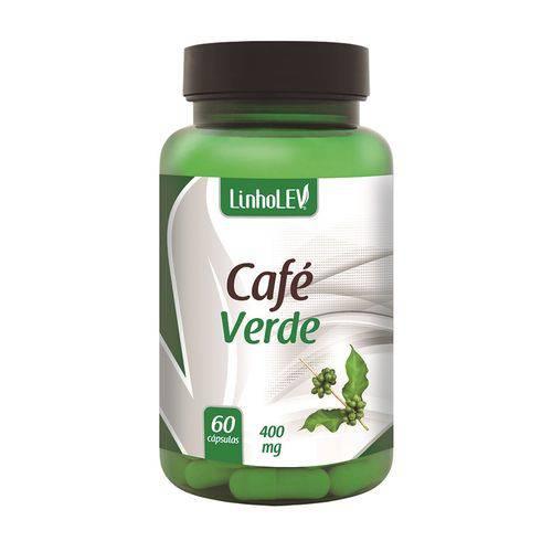 Linho Lev - Cafe Verde 400mg 60 Caps