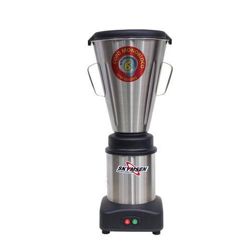 Liquidificador 06 Lts 0,5 Cv Inox - 110v