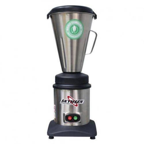 Liquidificador Comercial Inox 3 Litros, Copo Monobloco Inox - Lc3 - Skymsen